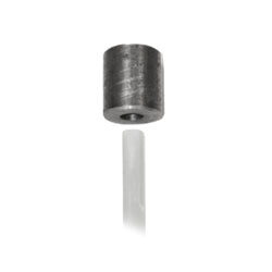 "Drive rod head for 3/4"" drive rod"