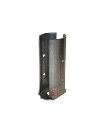 Penetrator post bracket for 2-inch post