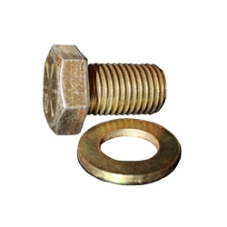 3/4-inch Bolt & Washer